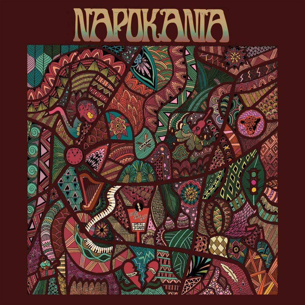 Out now, Esther Aleida's new album: Napokania